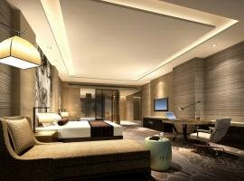 Single Room 3D Hotel Rendering